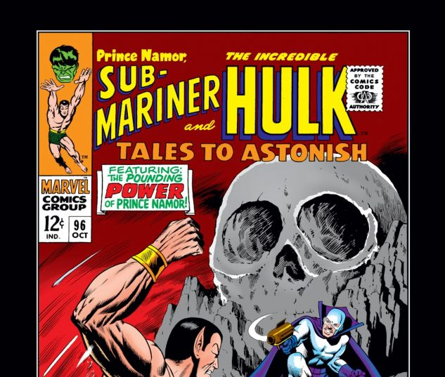 Tales to Astonish (1959) #96 Cover