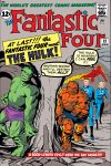 Fantastic Four (1961) #12 Cover
