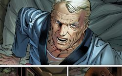 Preview Captain America #22 with art by Carlos Pacheco