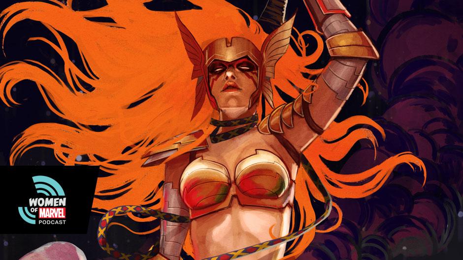 The Women of Marvel Podcast Episode 15