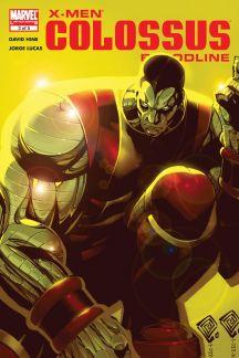 X-Men: Colossus Bloodline (2005) #3