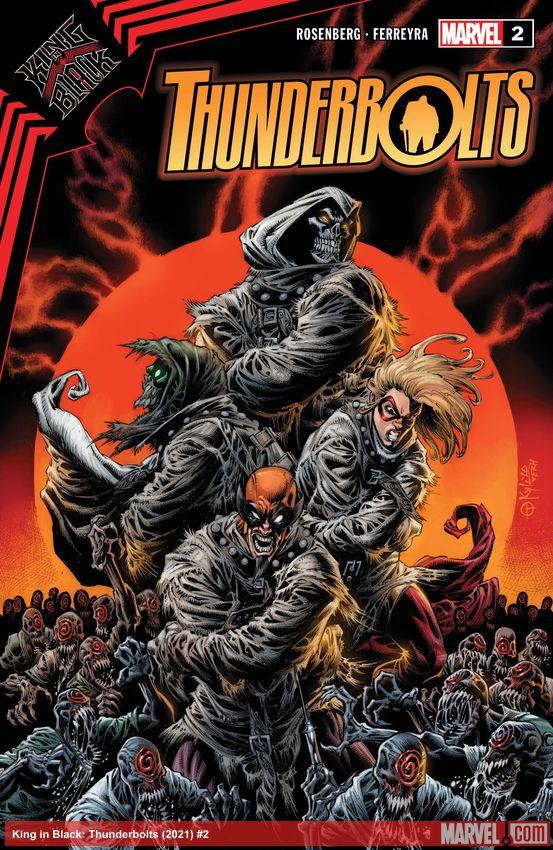 King in Black: Thunderbolts (2021) #2