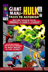 Tales to Astonish #69