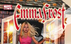 EMMA FROST (2008) #13 COVER