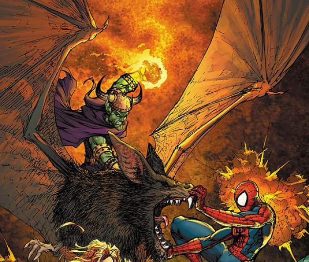 SPIDER-MAN/RED SONJA #4