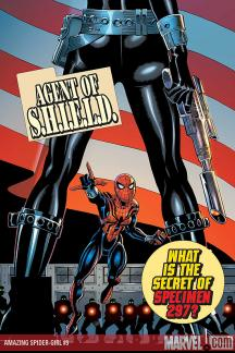 Amazing Spider-Girl (2006) #9