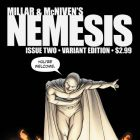 Millar &amp; Mcniven's Nemesis (2010) #2 (CASSADAY VARIANT)