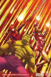 Marvel Adventures Super Heroes #2