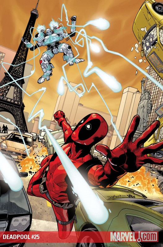 Deadpool (2008) #25