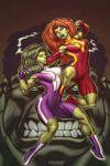 She-Hulks (2010) #1