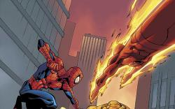 SPIDER-MAN TEAM-UP SPECIAL (2006) #1 COVER