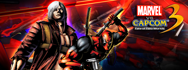 MvC3 Showdown: Deadpool vs. Dante