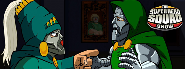 Journey to Latveria in The Super Hero Squad Show