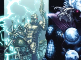 WOLVERINE: THE BEST THERE IS 5 THOR HOLLYWOOD VARIANT