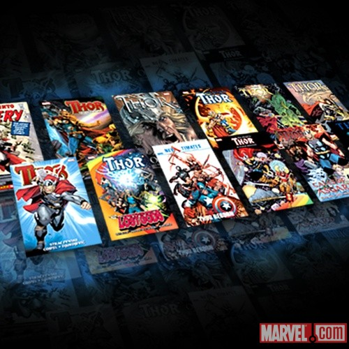 Required Reading: Thor Collections