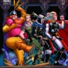 Avengers Academy #13 (Thor Goes Hollywood Variant)
