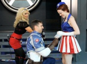SDCC 2011: Captain America Marriage Proposal