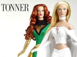 Tonner Spotlight: Jean Grey and Emma Frost Dolls