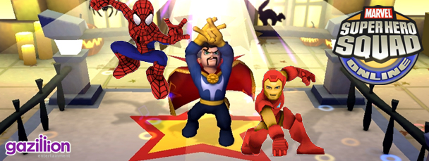 Super Hero Squad Online New Codes August 2012