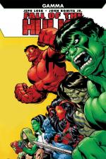 Fall of the Hulks Gamma (2009) #1