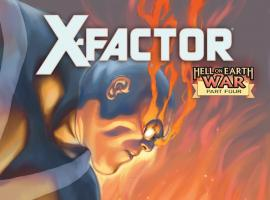 cover from X-Factor (2005) #253