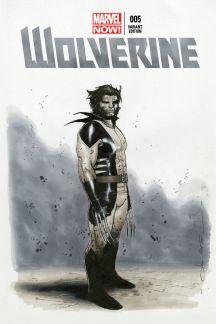 Wolverine #5  (Coipel Variant)