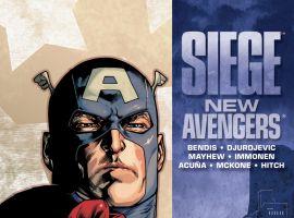 Siege: New Avengers HC