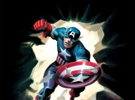 Follow the History of Captain America Pt. 3