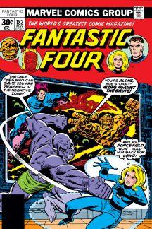 Fantastic Four (1961) #182