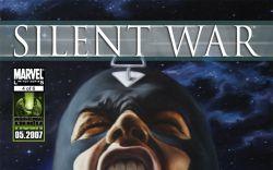 Silent War #4