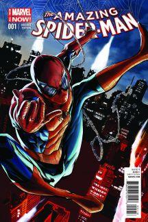 Amazing Spider-Man #1  (Mhan Variant)