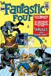 Fantastic Four (1961) #2 Cover