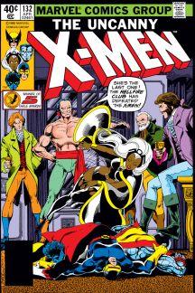 Uncanny X-Men (1963) #132