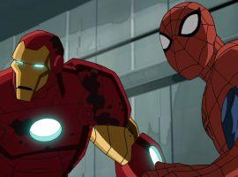 Top Ten Marvel's Ultimate Spider-Man team ups master