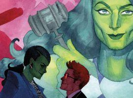The She-Hulk Essays