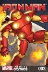 Iron Man Infinite Digital Comic (2013) #3