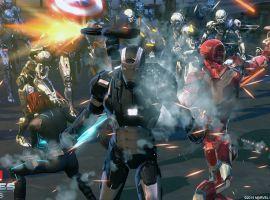 War Machine in Marvel Heroes 2015