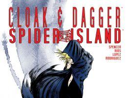 SPIDER-ISLAND: CLOAK & DAGGER (2011) #3 Cover