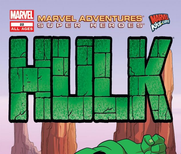 MARVEL ADVENTURES SUPER HEROES (2010) #22