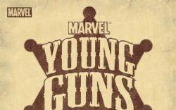 YOUNG GUNS SKETCHBOOK (2005) COVER