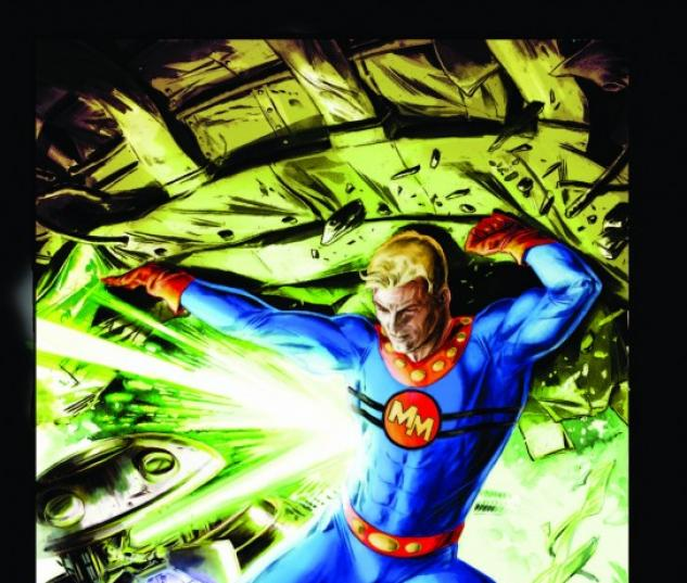 Marvelman Family's Finest (2010) #1 (VARIANT)