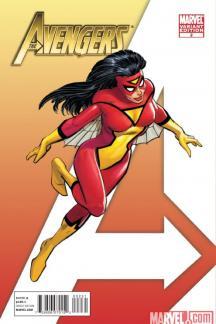 Avengers (2010) #2 (ROMITA JR. VARIANT)