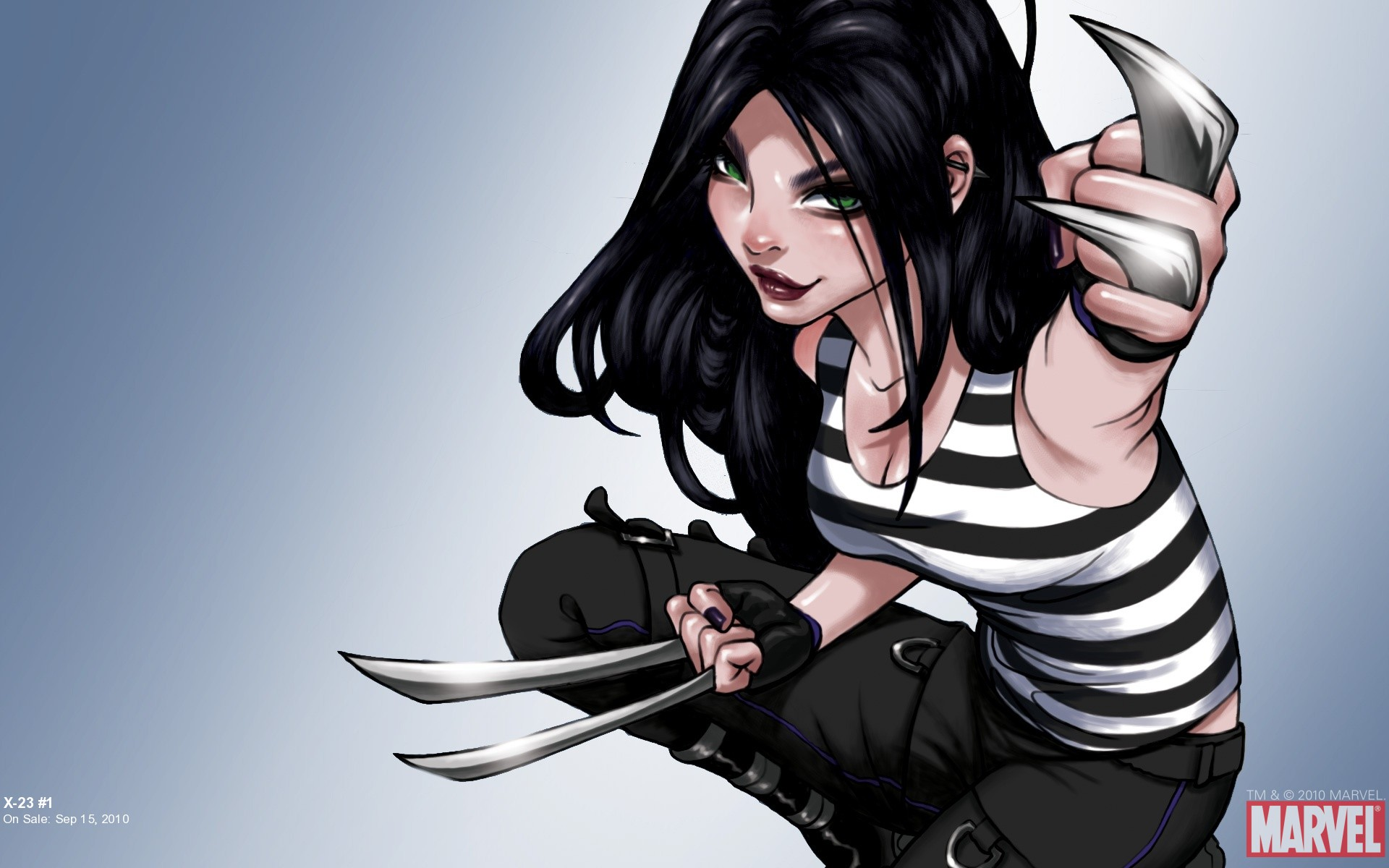 X-23 (2010) ... The Next Avengers James And Torunn