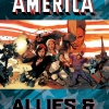 CAPTAIN AMERICA: ALLIES & ENEMIES TPB cover by Greg Tocchini