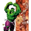 Hulk Smash Avengers #1 cover by Lee Weeks
