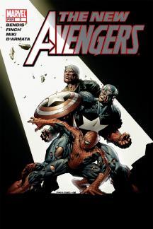New Avengers (2004) #2