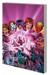 Avengers: West Coast Avengers - Family Ties (Trade Paperback)