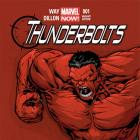Thunderbolts #1 Tan Variant