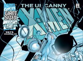 Uncanny X-Men #375 Cover