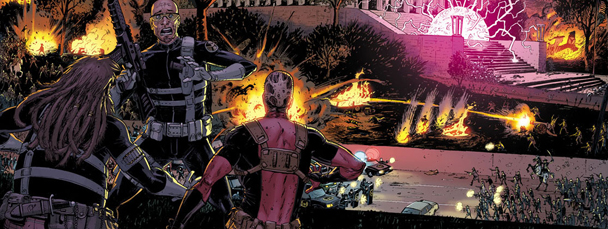 Sneak Peek: Deadpool #6